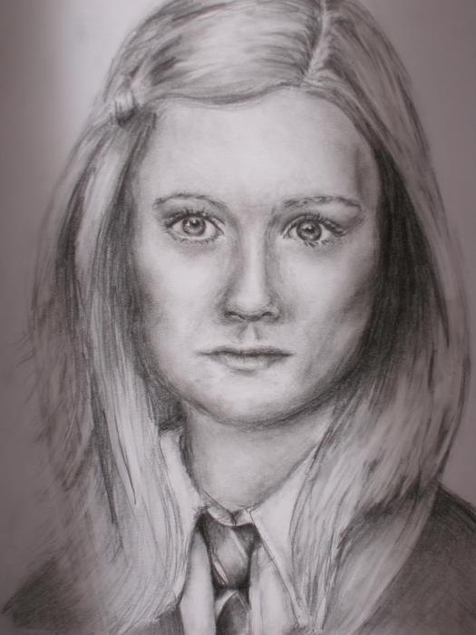 Bonnie Wright by svenni
